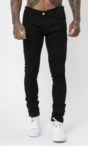 HERO JEANS TRUE BLACK