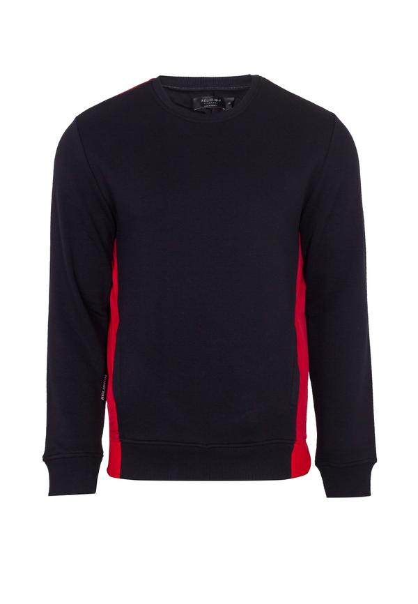Flight Sweat (Black/Red)