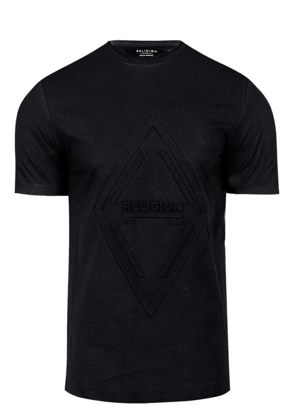 INJECTION T-SHIRT BLACK