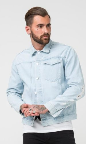 UNDERGROUND JACKET BLUE
