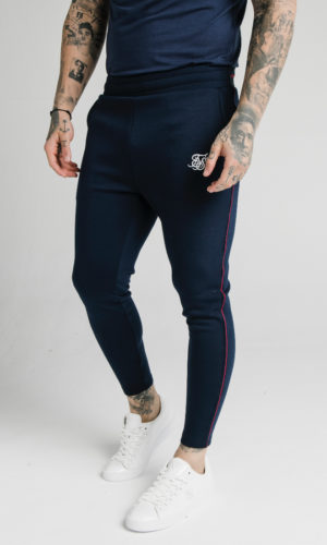 SIKSILK EXPOSED TAPE JOGGER