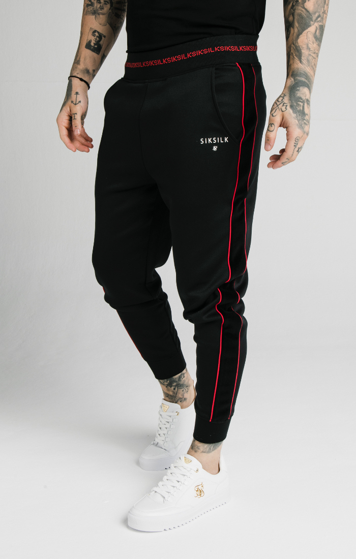 SIKSILK IMPERIAL CUFFED JOGGER