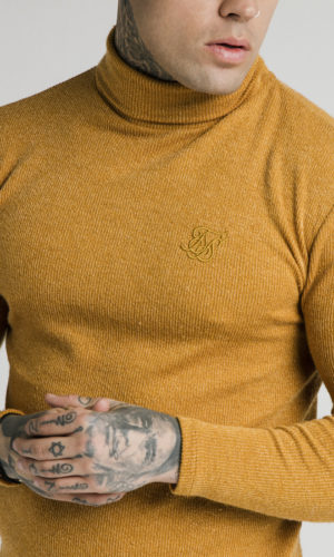 SIKSILK RIB TURTLE NECK