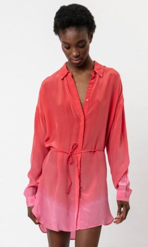 FAMOUS SHIRT POPPY RED